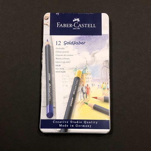 Goldfaber Colored Pencil 12-Set