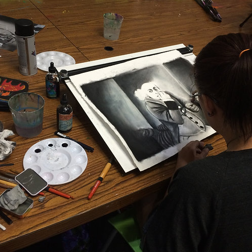 Intensive Drawing (4 sessions)
