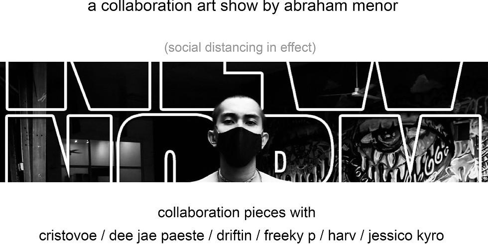 w/ FRIENDS Art Show Opening Reception (1)
