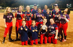 Top Select Softball Team Frozen Ropes St
