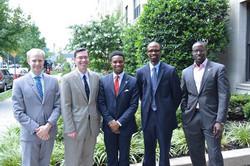 Jayson Douglass 2014 TLG AFSA intern