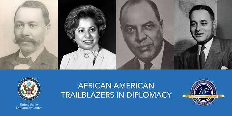 African American Trailblazers in Diplomacy