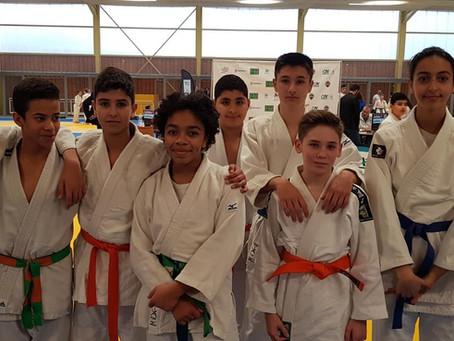 Championnat de Saone et Loire Minime