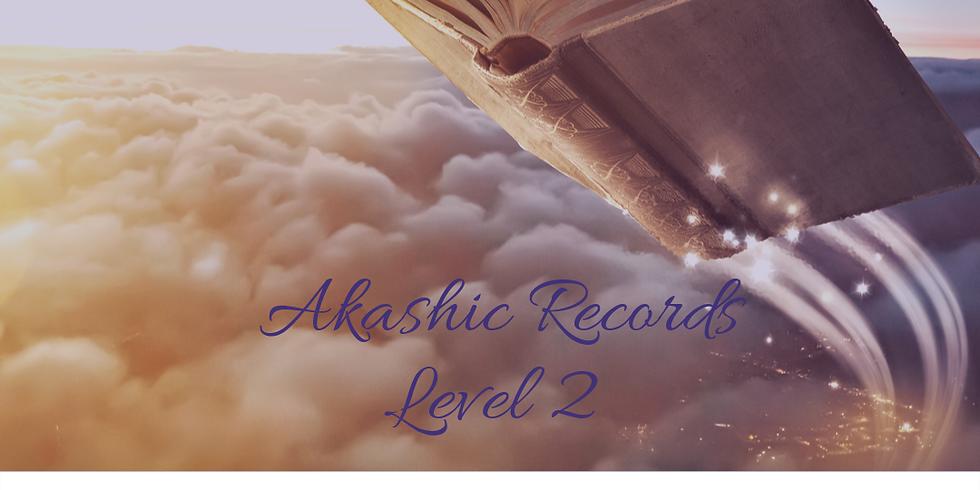Akashic Records Training Level II