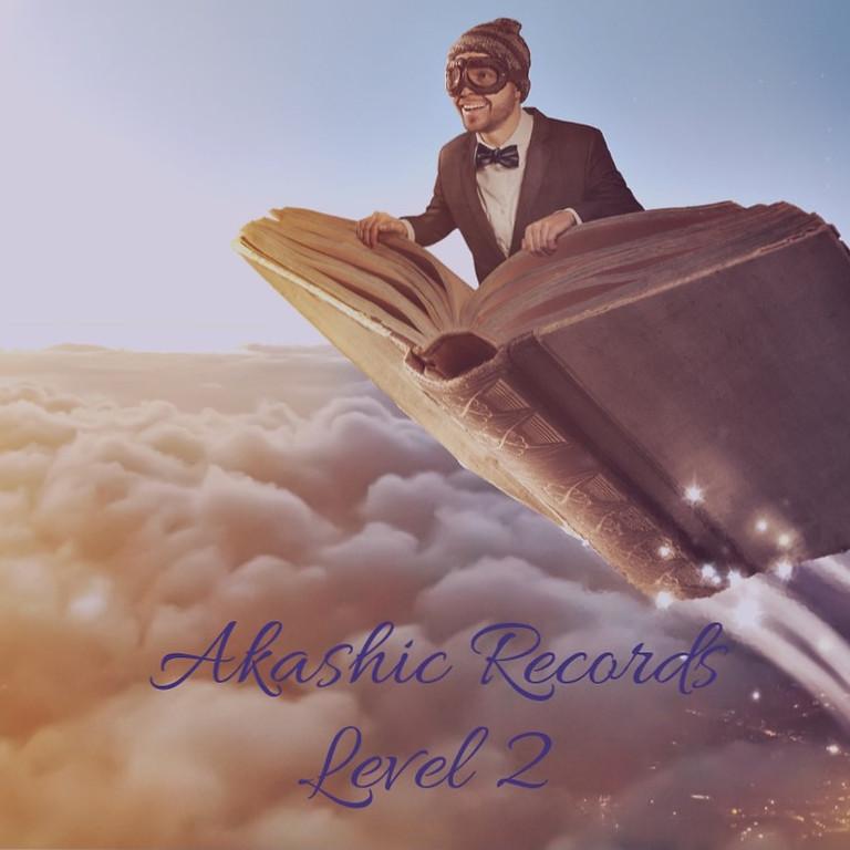 Registros Akashicos Nivel II