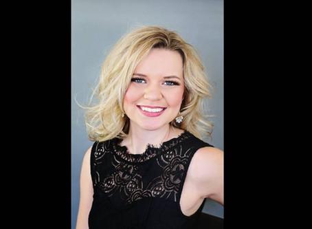 Miss Greene County 2020 Leah Fillers