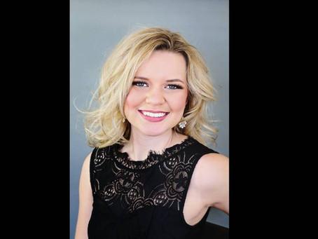 Miss Greene County 2021 Leah Fillers