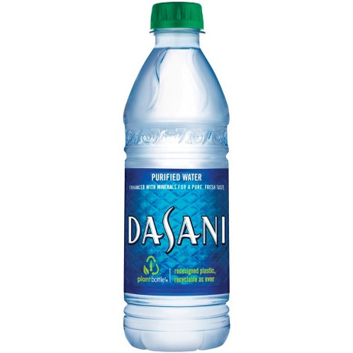 Bottle Water (Brand Varies)