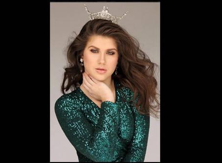 Miss Hendersonville 2020 Kinsey Burchett