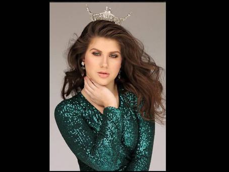 Miss Hendersonville 2021 Kinsey Burchett