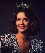 1987 - Regina Athnos - Miss Tennessee Pe