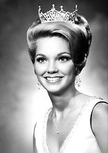 1971 - Marsha McDonald - Miss Memphis St