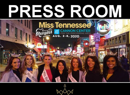 Miss Tennessee 2020 Rescheduled