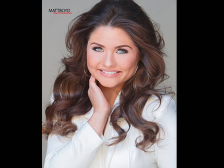 Miss East Tennessee 2021 Lily Brock