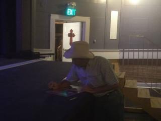 "Marty Haggard hosts ""A Tribute to my Dad Merle Haggard"""