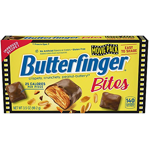 Butterfinger Bites