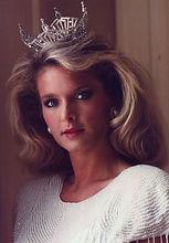 1990 - Dana Brown Shaffer - Miss Frontie