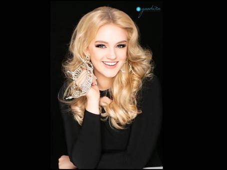 Miss Nashville 2021 Tally Bevis