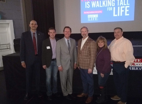 """Speaker Cameron Sexton, Rep. Kirk Haston, & Rep. Chris Todd attend """"Haston for the House"""" Fundraiser"""