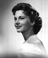 1958 - Patricia Eaves McAnally - Miss Pu