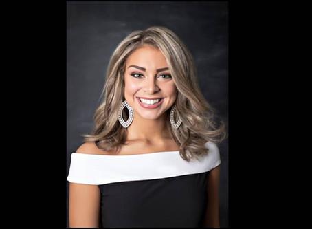 Miss Forest Festival 2020 Mackenzie McCommon
