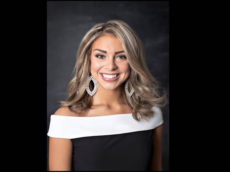 Miss Forest Festival 2021 Mackenzie McCommon