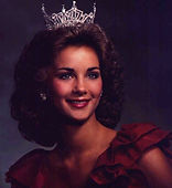 1983 - Moira Kaye Ely - Miss Roane Count