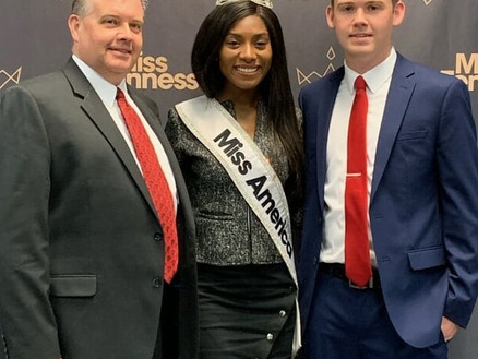 Watts Family Members Named to Positions in the Miss Tennessee Organization  / Miss America
