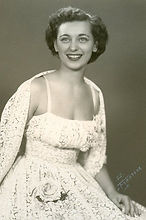1952 - Gloria Williams Ermer - Miss Chat