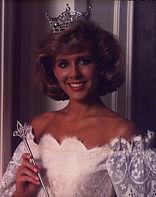1986 - Miss America 1987 - Kellye Cash S