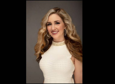 Miss Historic Jonesborough 2020 Anna Konstantopoulos