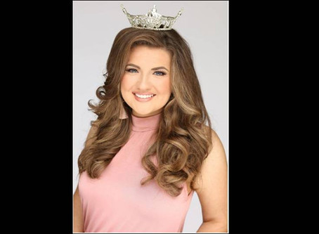 Miss Henderson County 2020 Chloe Hubbard