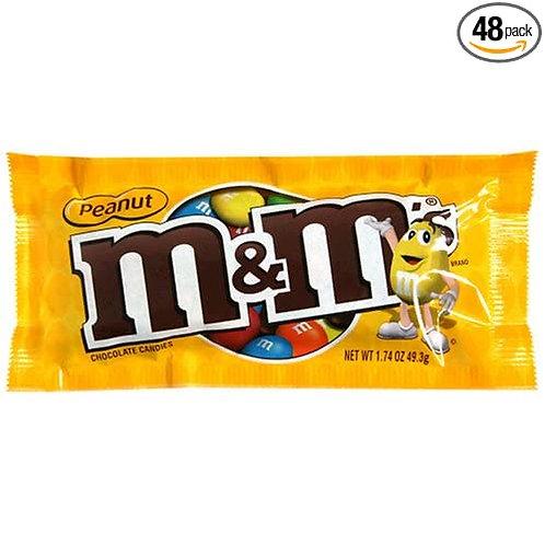 Peanut M&Ms