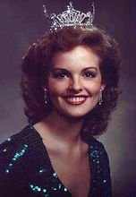 1981 - Angelina Johnson Cole - Miss Madi