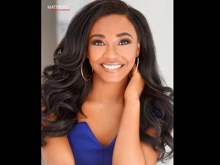 Miss Music City 2021 Kelsey Hollis