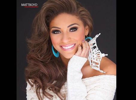 Miss Johnson City 2020 Kristen Gallant