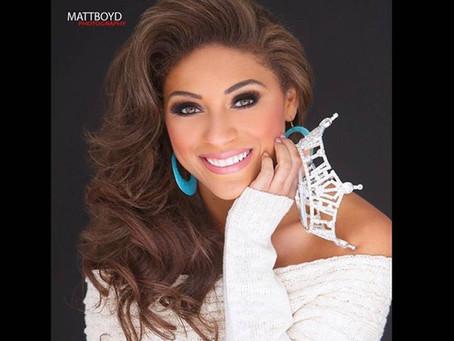 Miss Johnson City 2021 Kristen Gallant
