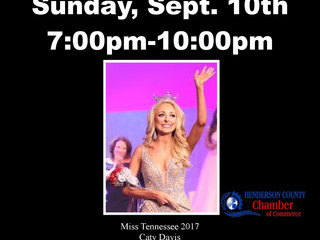 Miss America Watch Party at the Princess!