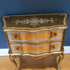 Old Italtian chest