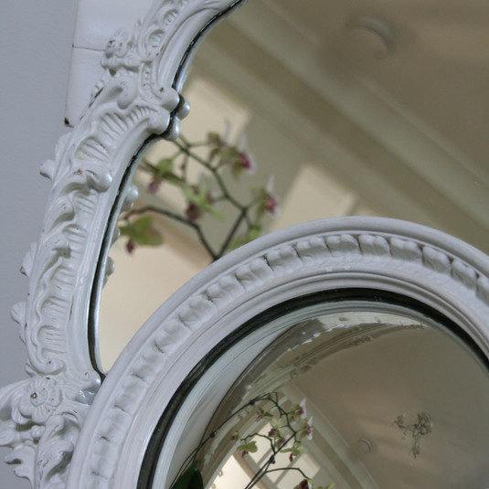Painted Decorative Mirrors
