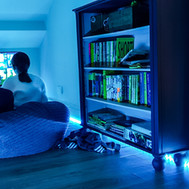 LED colour change lights - every teen's current dream!