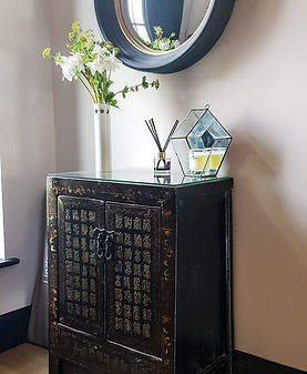 Rustic Indian sideboard