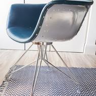 Aviator desk chair