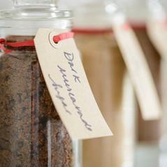 Mid Century storage jars