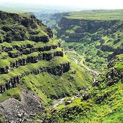 Kasagh River & Canyon