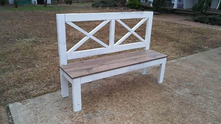 Custom benches made any size
