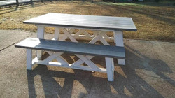 XX Cross table base