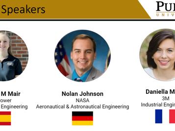 Alumni Panel Session 2020