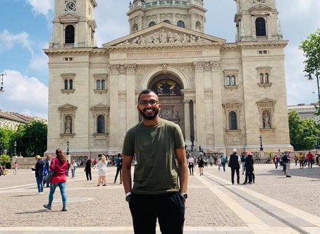 Alumni Spotlight #4 -- Pradip Krishnaa Murugan