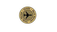 Plane GEARE sticker 2020